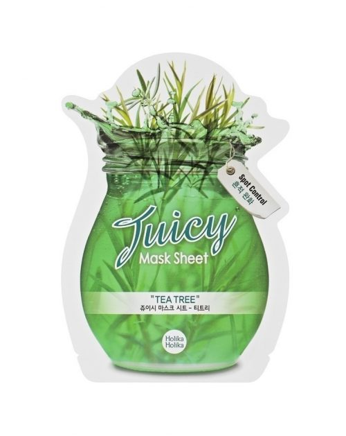 Holika Holika Juicy Mask Sheet Tea Tree