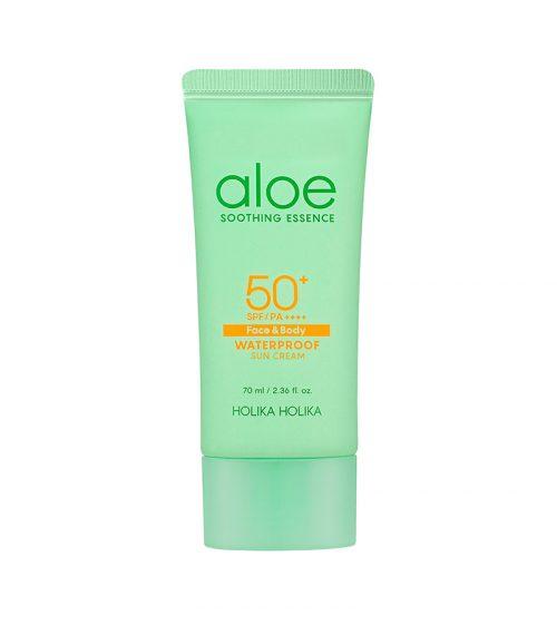 Holika Holika Aloe Soothing Essence Waterproof Sun Gel 70ml