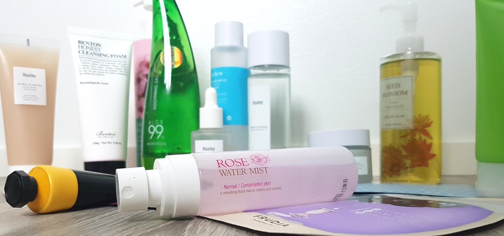 Kuivan ihon hoitotuotteet