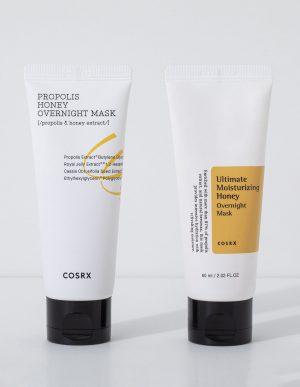 COSRX hunaja-yönaamio Propolis Honey 2