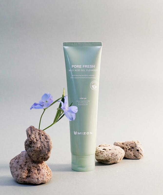 Mizon Pore Fresh kasvojenpuhdistusaine