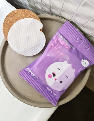 Frudia Lip and Eye makeup remover pads
