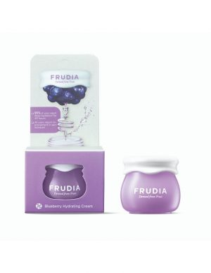 frudia blueberry hydrating cream 10ml