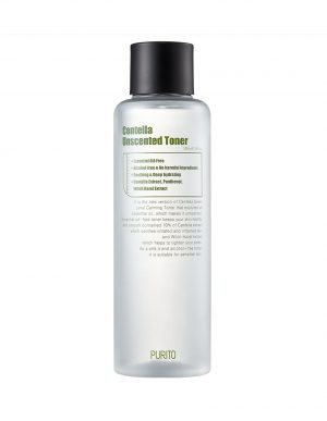 Purito Centella Green Level Unscented Toner