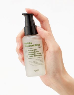 purito centella unscented serum seerumi