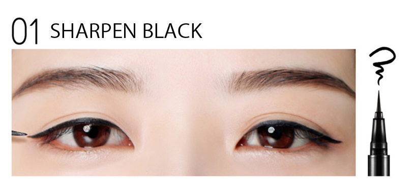 Last Pen Eyeliner Sharpen Black