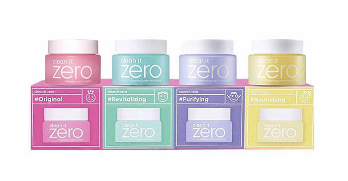 Banila Co Clean It Zero Cleansing Balm Set