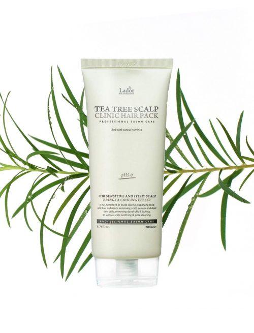 Lador Tea Tree Scalp Clinic Hair Pack