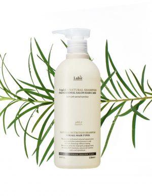 TripleX3 Natural Shampoo