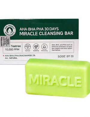 Acne Cleansing Bar palasaippua akneiholle