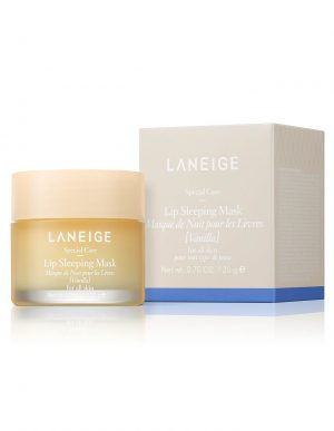 Laneige Lip Sleeping Mask Vanilla pakkaus