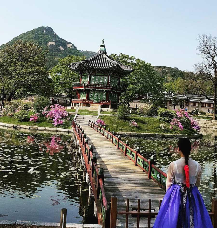 Matkavinkkejä Changdeokgung palace