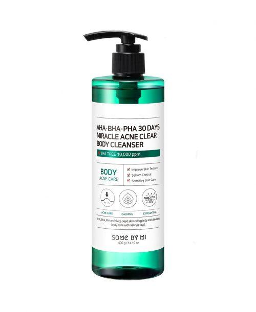 Acne Body Cleanser vartaloaknen hoitoon