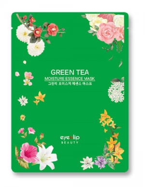 Moisture Essence Mask Green Tea