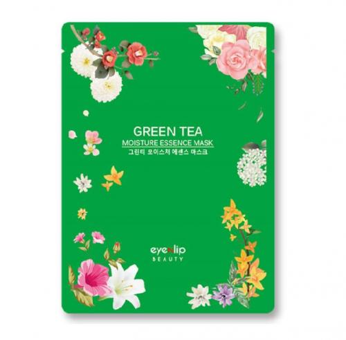 Moisture Essence Mask Green Tea