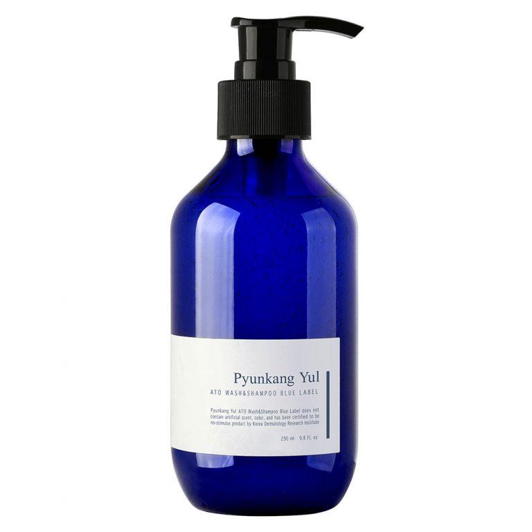 Pyunkang Yul Wash and Shampoo Blue Label