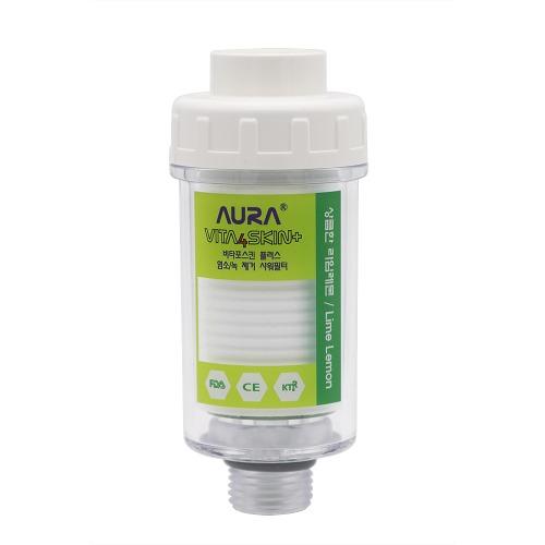 Aura Vita4Skin+ Shower Filter Lime Lemon