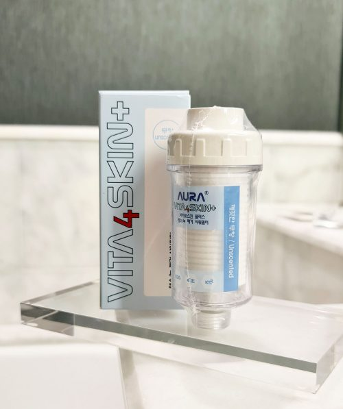Aura Vita4Skin+ suihkusuodatin Unscented