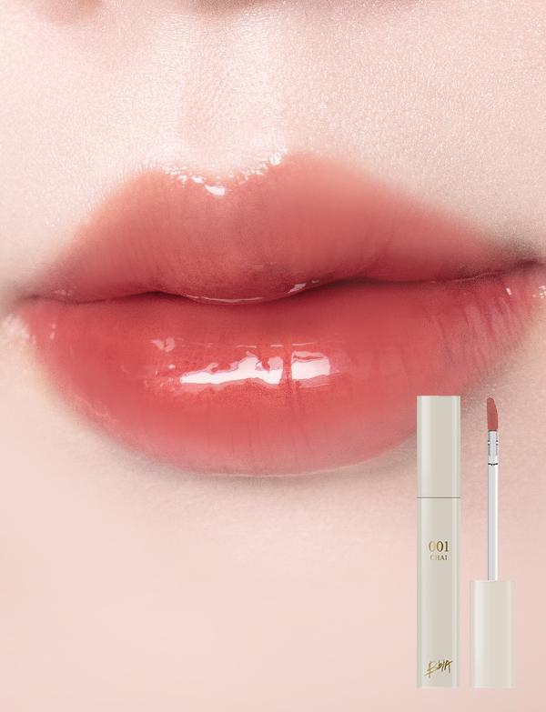 BBIA Glow Lip Tint 001 Chai Bottle