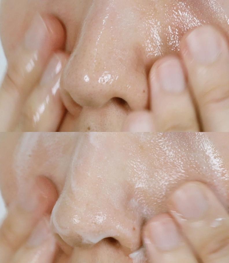 öljypuhdistus emulgoituu vedellä