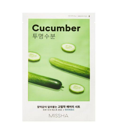 Missha Airy Fit Sheet Mask Cucumber