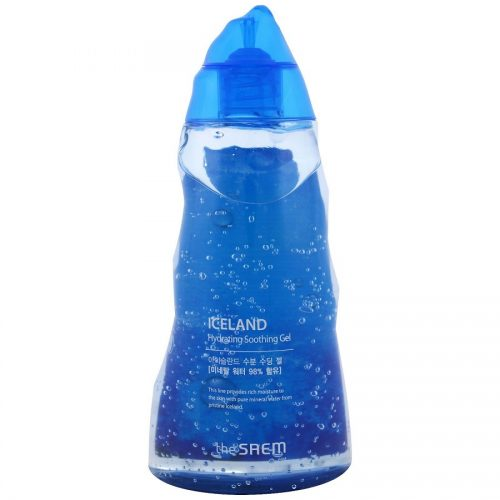 The-Saem-Iceland-Hydrating-Soothing-Gel