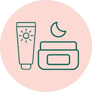 aurinkovoide ja yönaamio